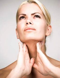 Щитовидной железы в большей или