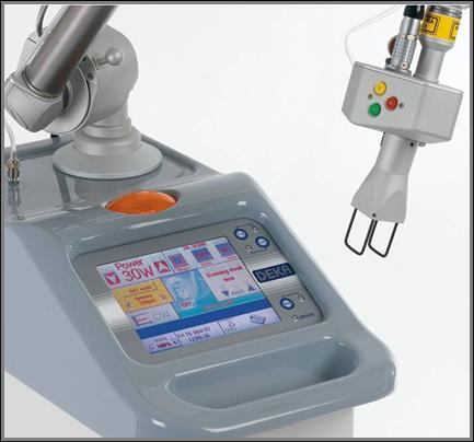 Аппарат для удаления рубцов