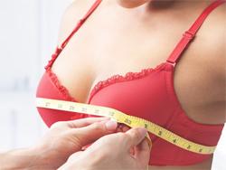 Увеличение груди физическими
